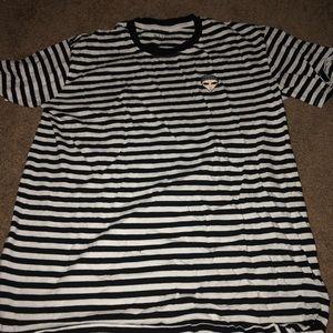 Zumiez Shirts - lil mayo striped skater tee